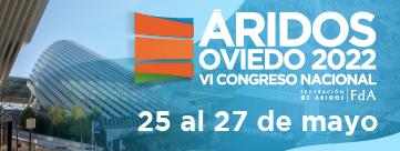Congreso Nacional de Áridos Oviedo 2022